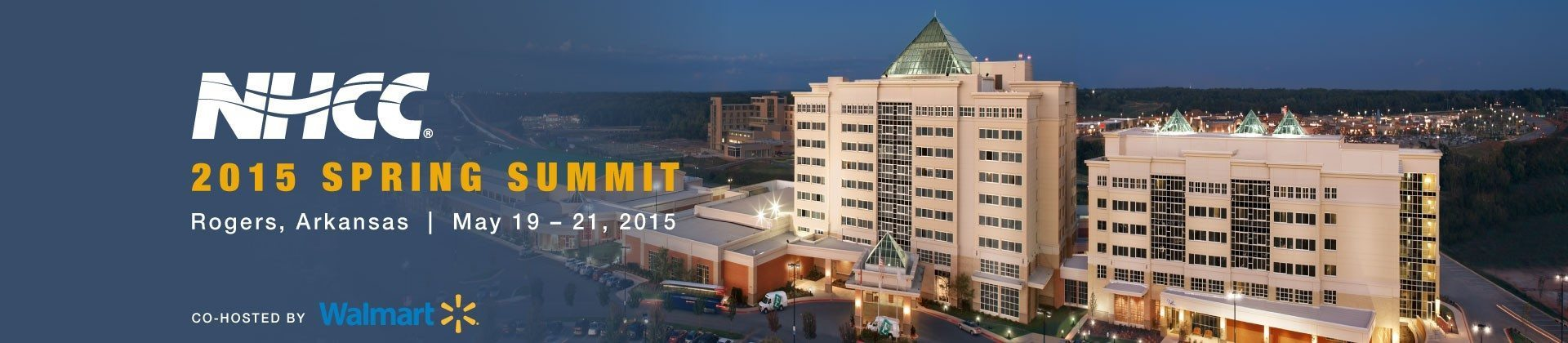 NHCC 2015 Spring Summit save the date